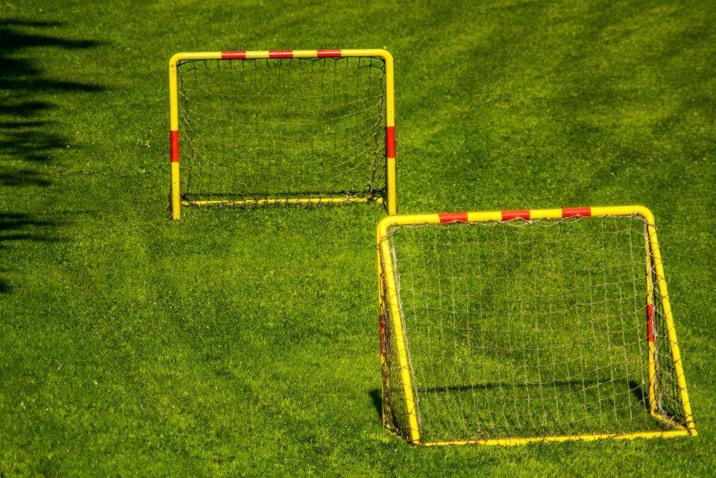 nogometno igrišče piknik