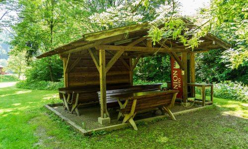 piknik prostori rener